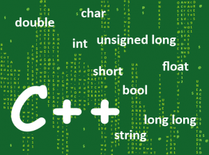 Datentypen in C++