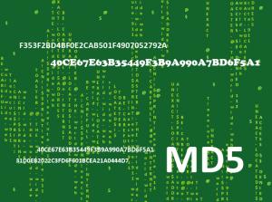 MD5 Berechnung