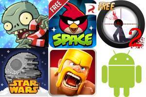 besten android game apps