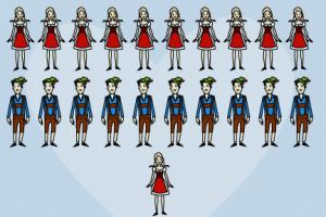 Singlemann Singlefrau
