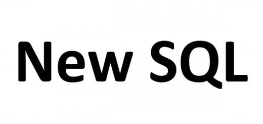 New SQL